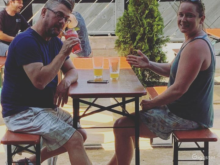 BBQ Smokehouse & Craft Beer Garden in Fairfax Photo 3