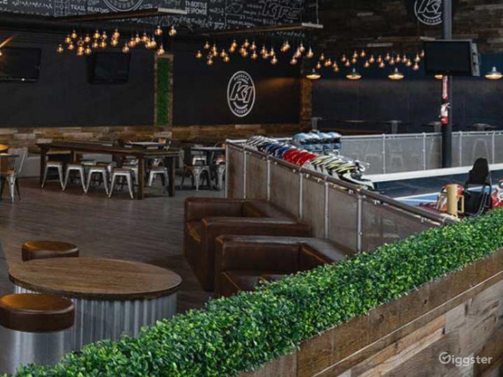 Energizing Paddock Lounge in Torrance  Photo 4