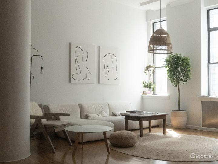 Sofa Area