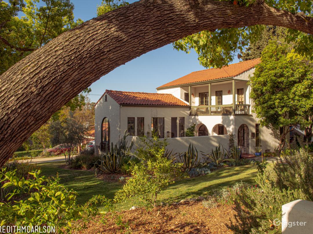 Classic California Mediterranean Home Photo 1
