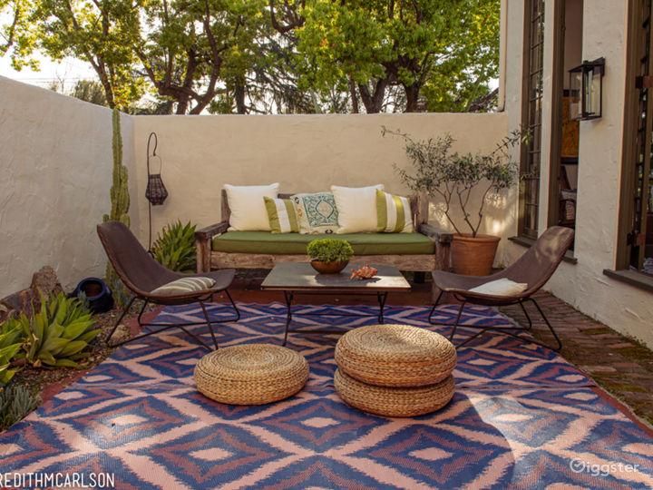 Classic California Mediterranean Home Photo 3