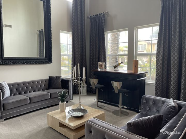 Traditional Modernized Home with Resort Backyard Photo 5
