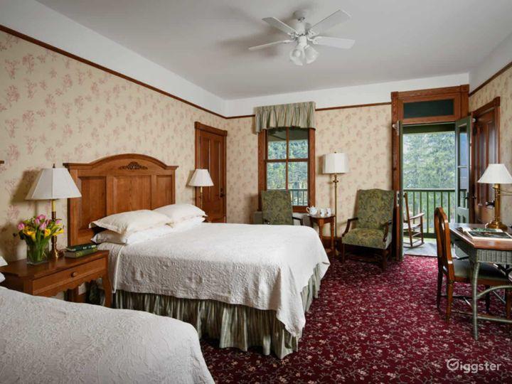 Resort with accommodation: Location 2987 Photo 5