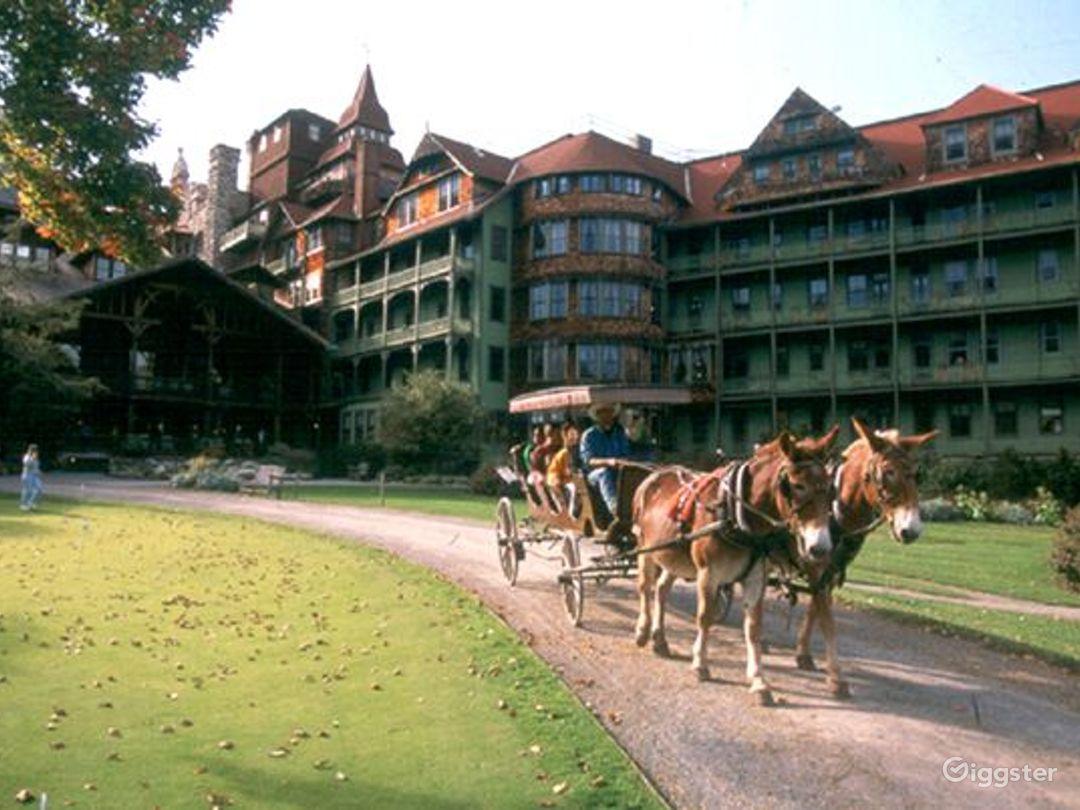 Resort with accommodation: Location 2987 Photo 1