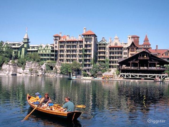 Resort with accommodation: Location 2987 Photo 4