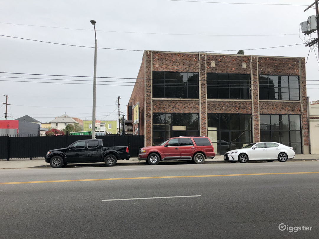 2-story Industrial Style Building  Photo 2