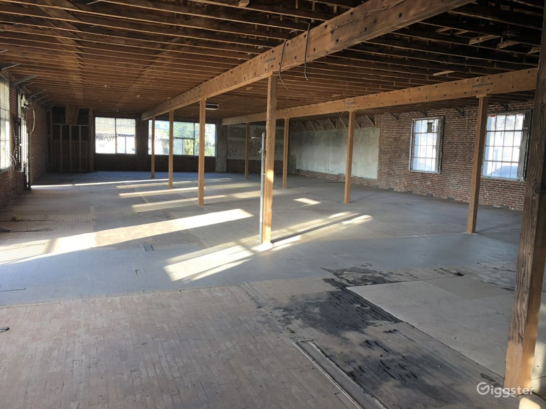 2-story Industrial Style Building  Photo 4