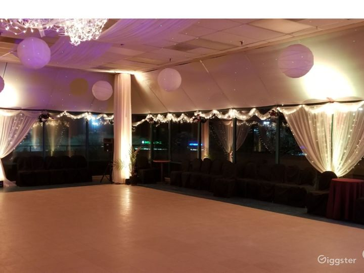 Ballroom Event Space in Raleigh