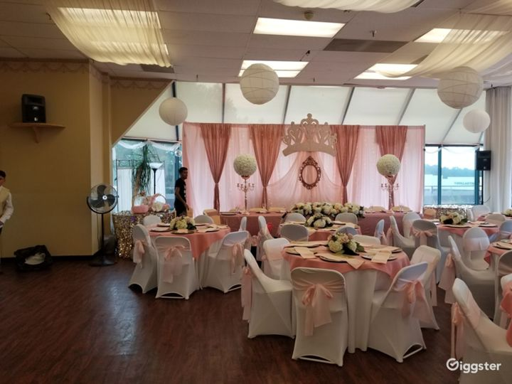 Ballroom Event Space in Raleigh Photo 5