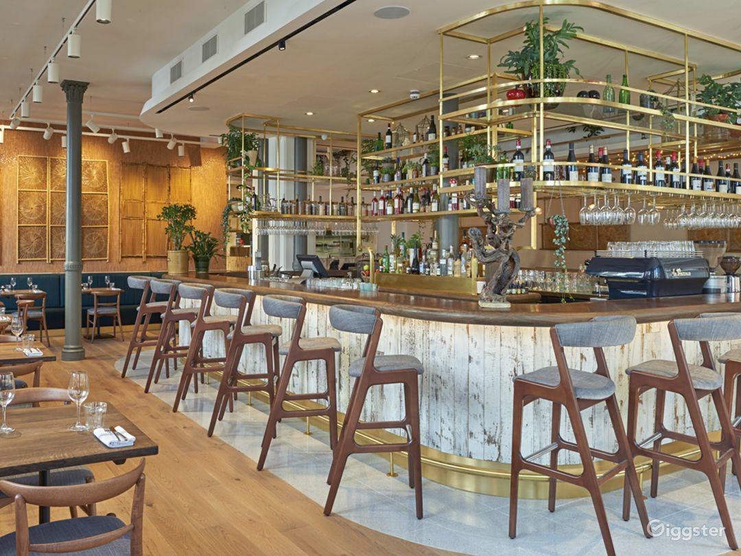 Interior: bar