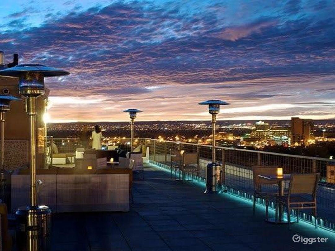 Enchanting Indoor/outdoor Lounge in Albuquerque Photo 1