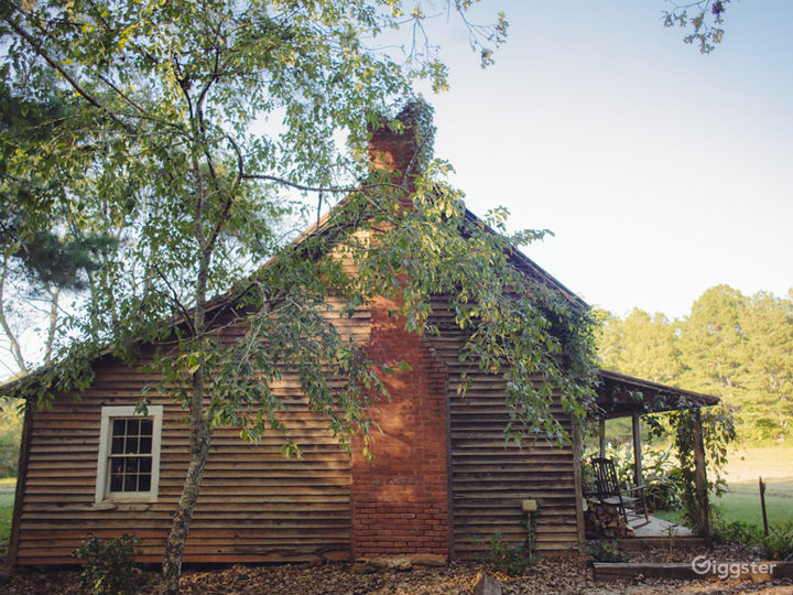 1870 Rustic Cabin in the Country Photo 4