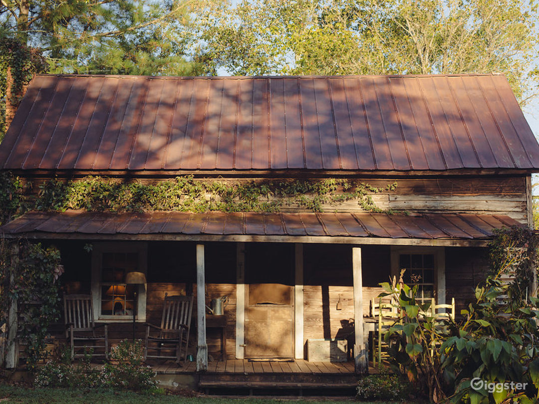 1870 Rustic Cabin in the Country Photo 1