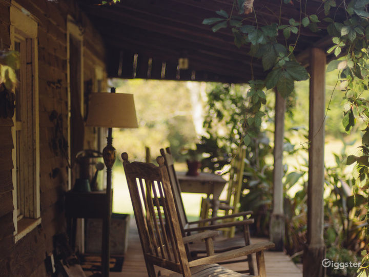 1870 Rustic Cabin in the Country Photo 3