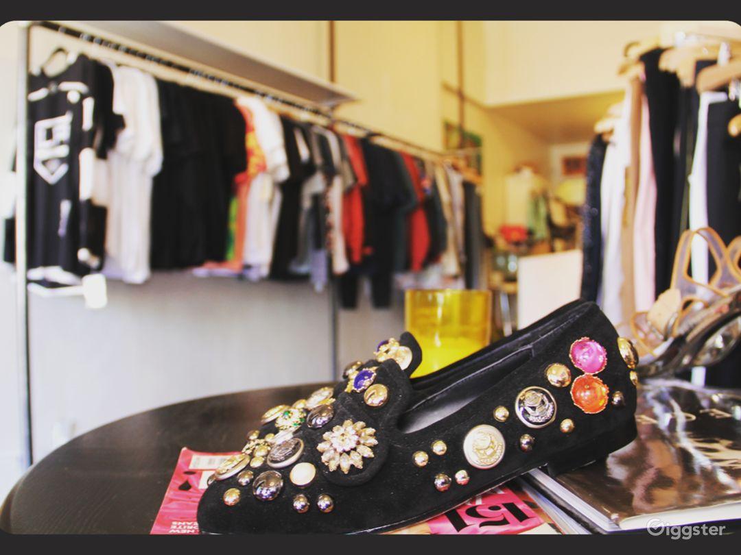 NOHO  District  Upper scale boutique Photo 4