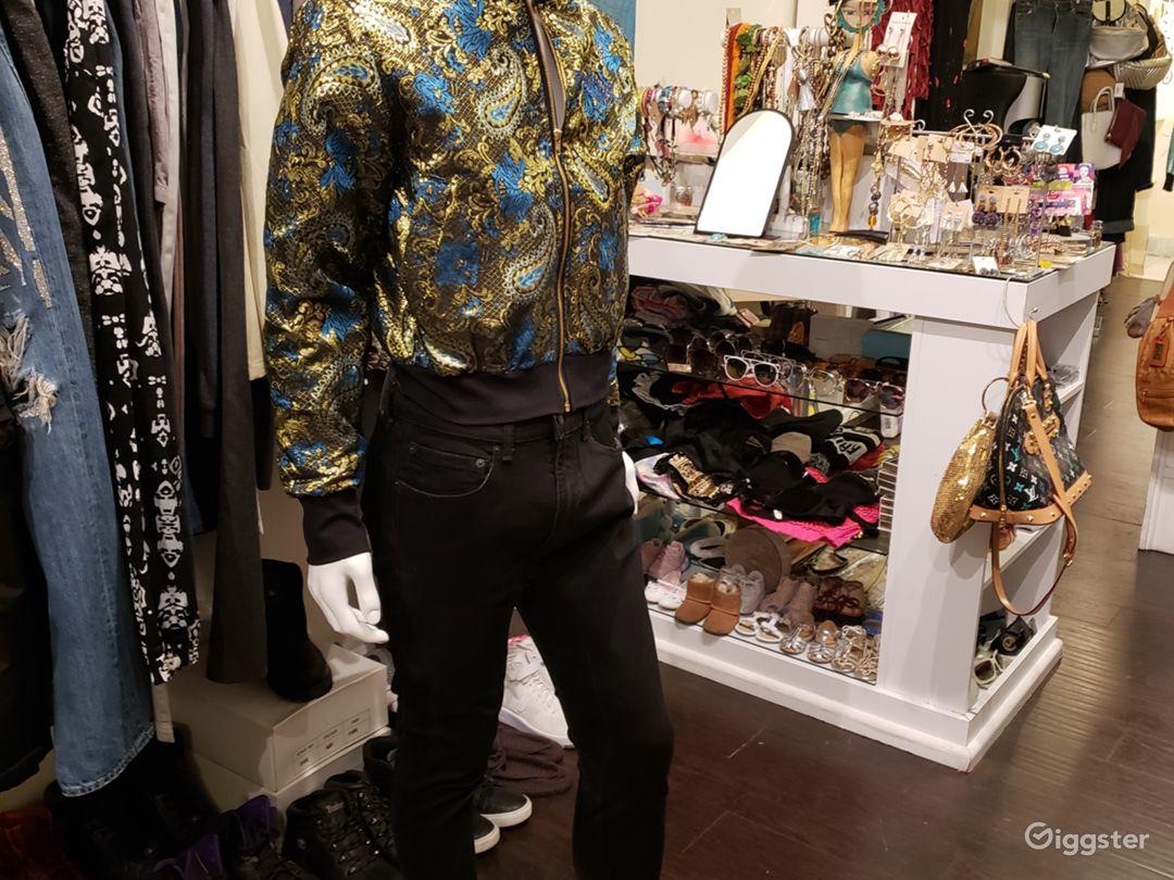 NOHO  District  Upper scale boutique Photo 5
