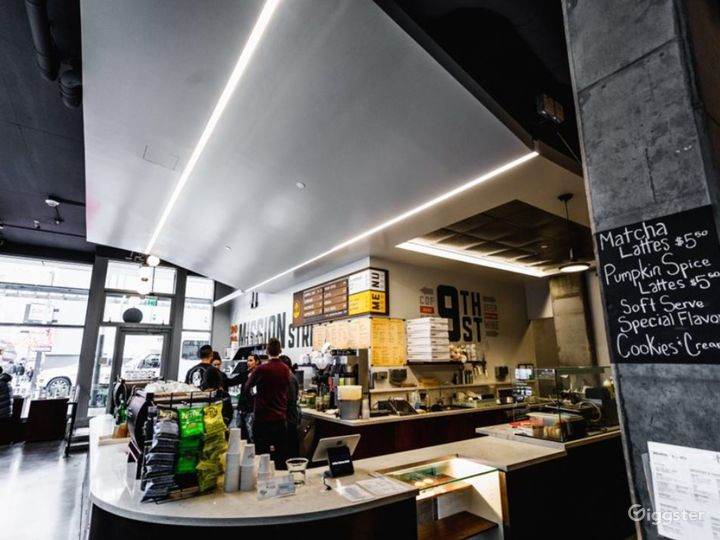 Industrial Bar and Cafe Buyout