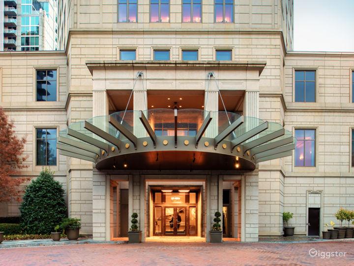 Luxury Boutique Hotel