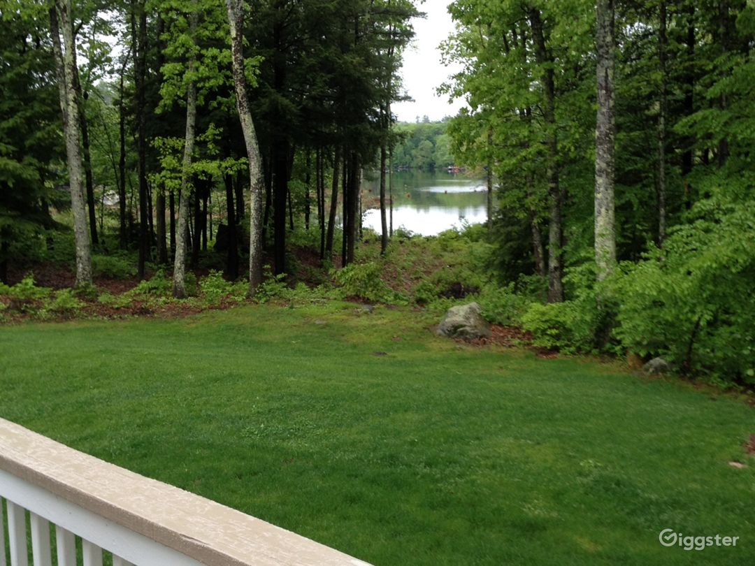 Colonial Lake Home in Atkinson NH  Photo 5