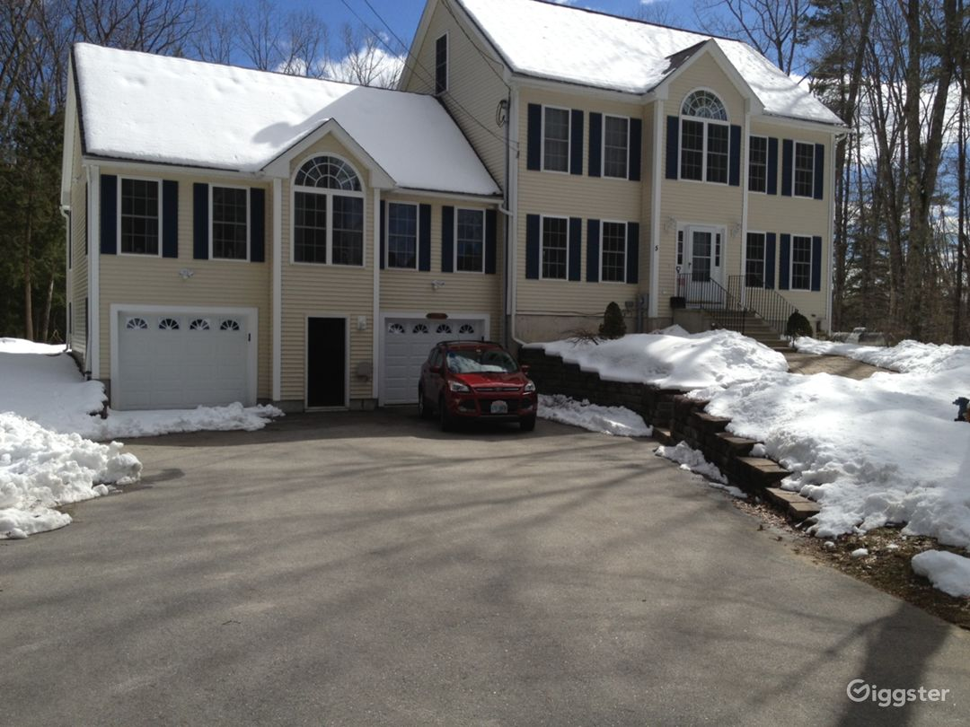 Colonial Lake Home in Atkinson NH  Photo 1