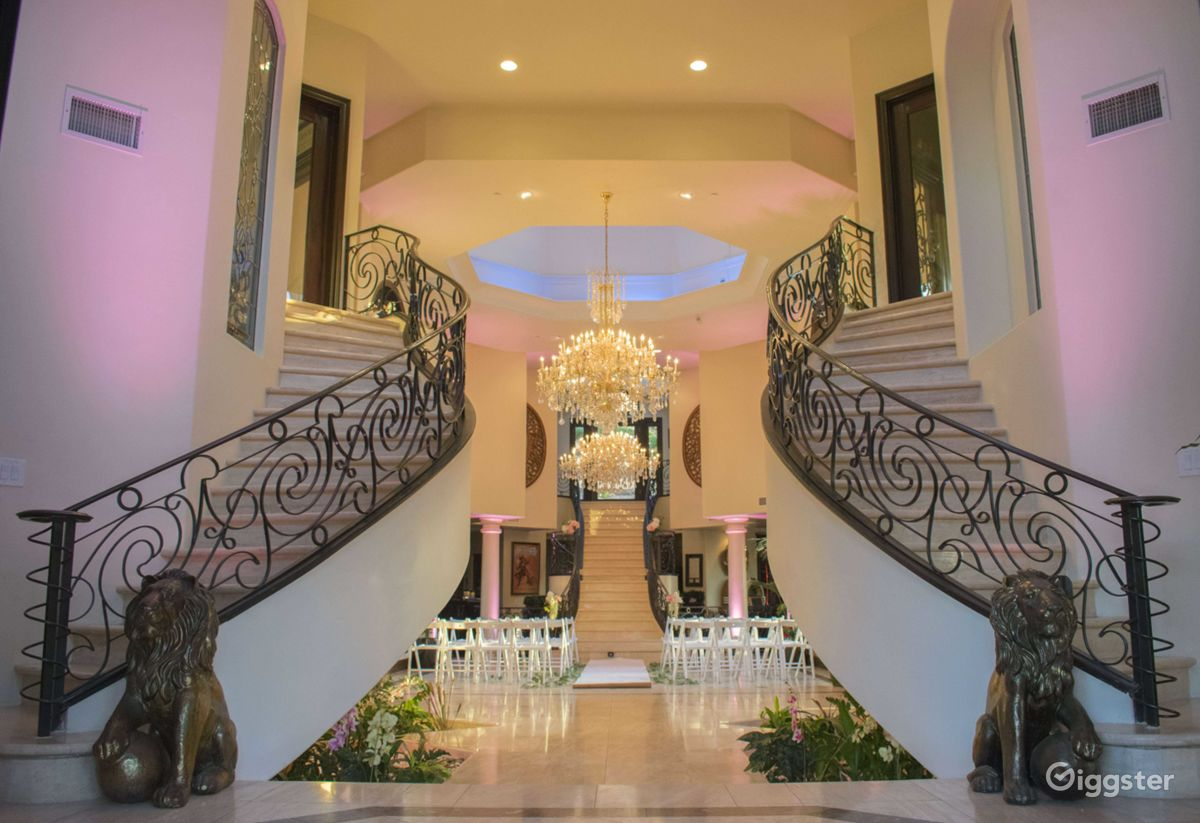 rent orange county event mansion mansion or estate residential for