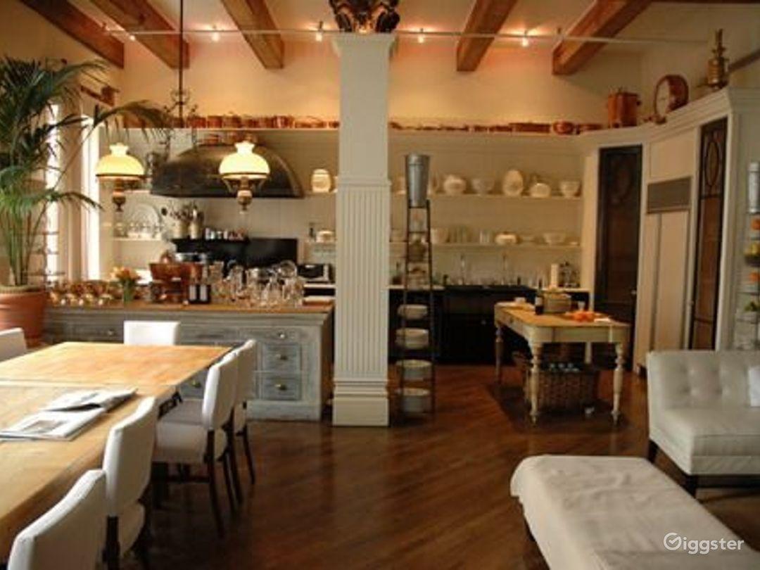 NY loft style apartment: Location 4186 Photo 1
