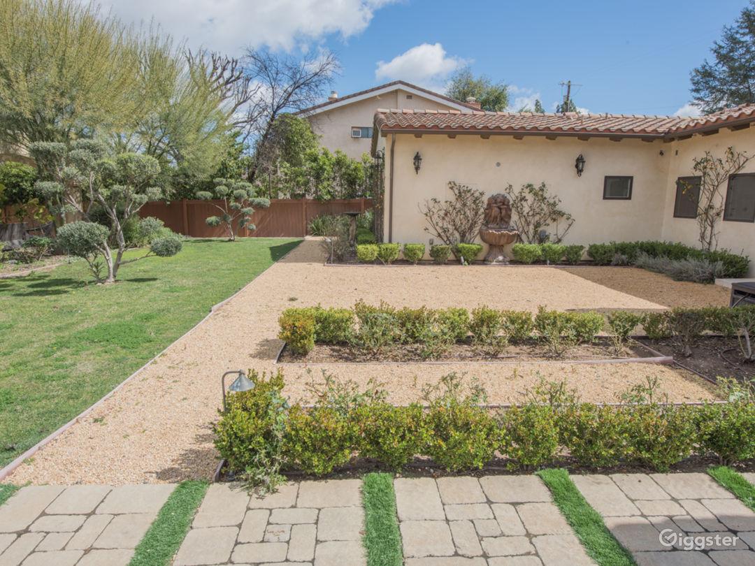 Spanish Estate in Walnut Acres  Photo 4