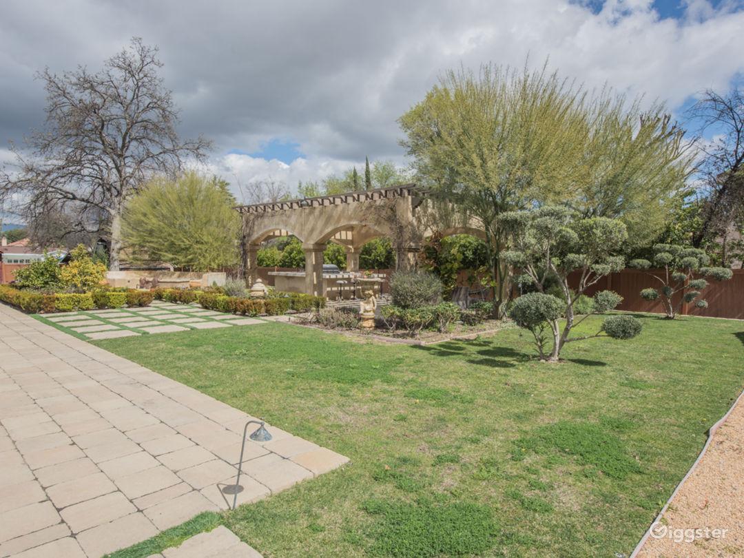 Spanish Estate in Walnut Acres  Photo 5
