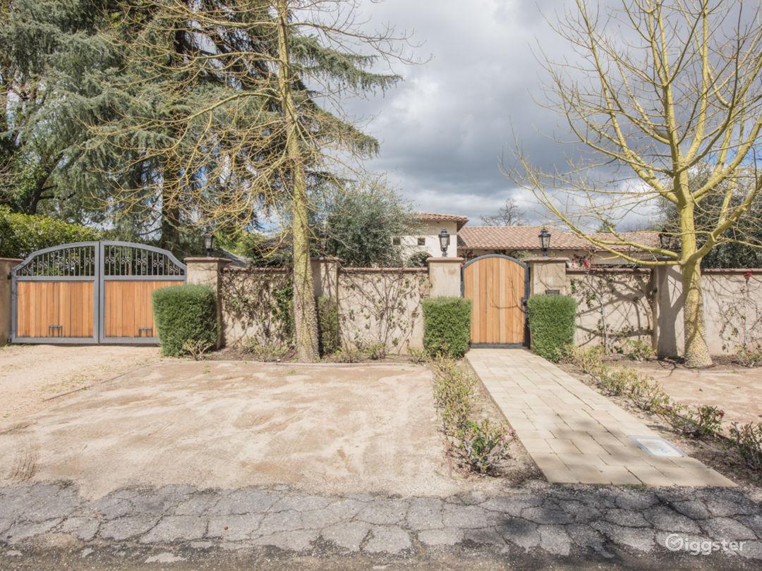 Spanish Estate in Walnut Acres  Photo 3