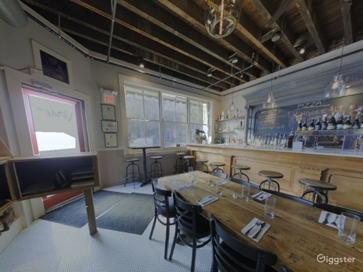 Rustic Private Dining Space with Bar in Baltimore Photo 3