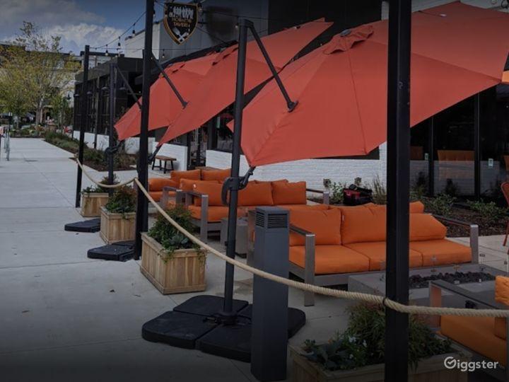 First Floor Outdoor Dining in Alpharetta Photo 2