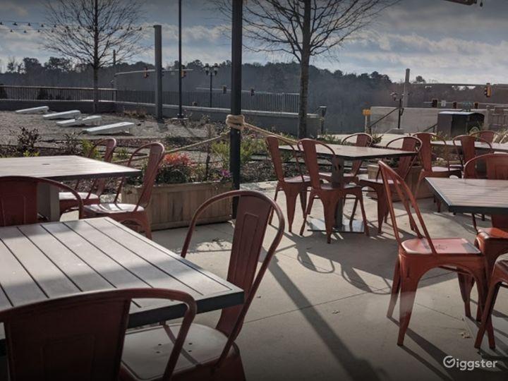 First Floor Outdoor Dining in Alpharetta Photo 5