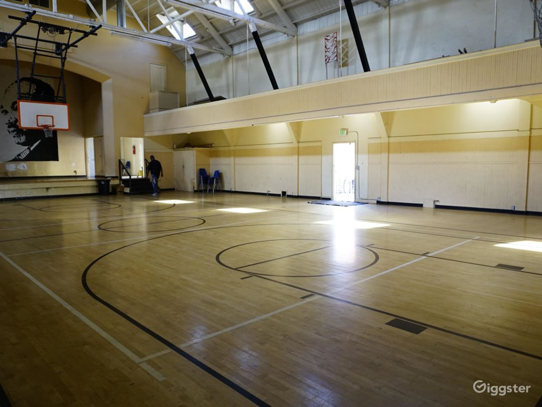 Indoor Basketball Court Available For Filming Rent This Location On Giggster