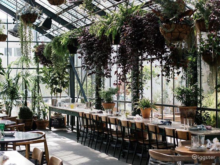 Glazed Restaurant in LA Photo 3