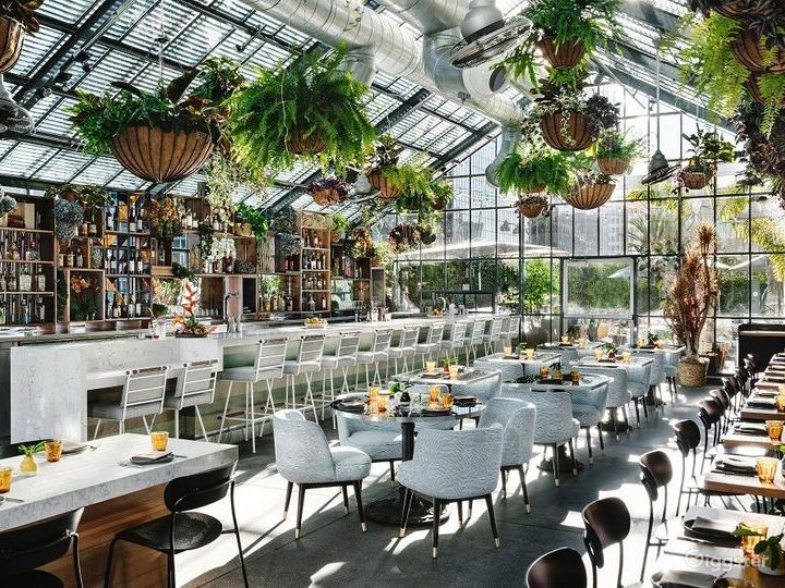 Glazed Restaurant in LA Photo 5