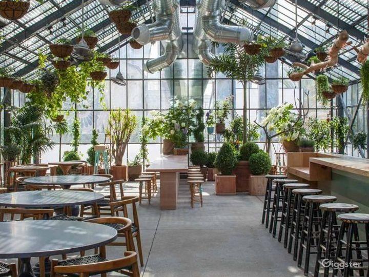 Glazed Restaurant in LA Photo 2