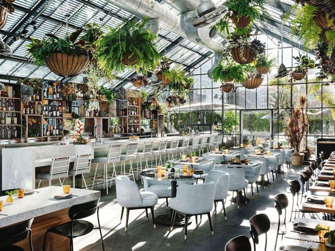 Glazed Restaurant in LA Photo 1