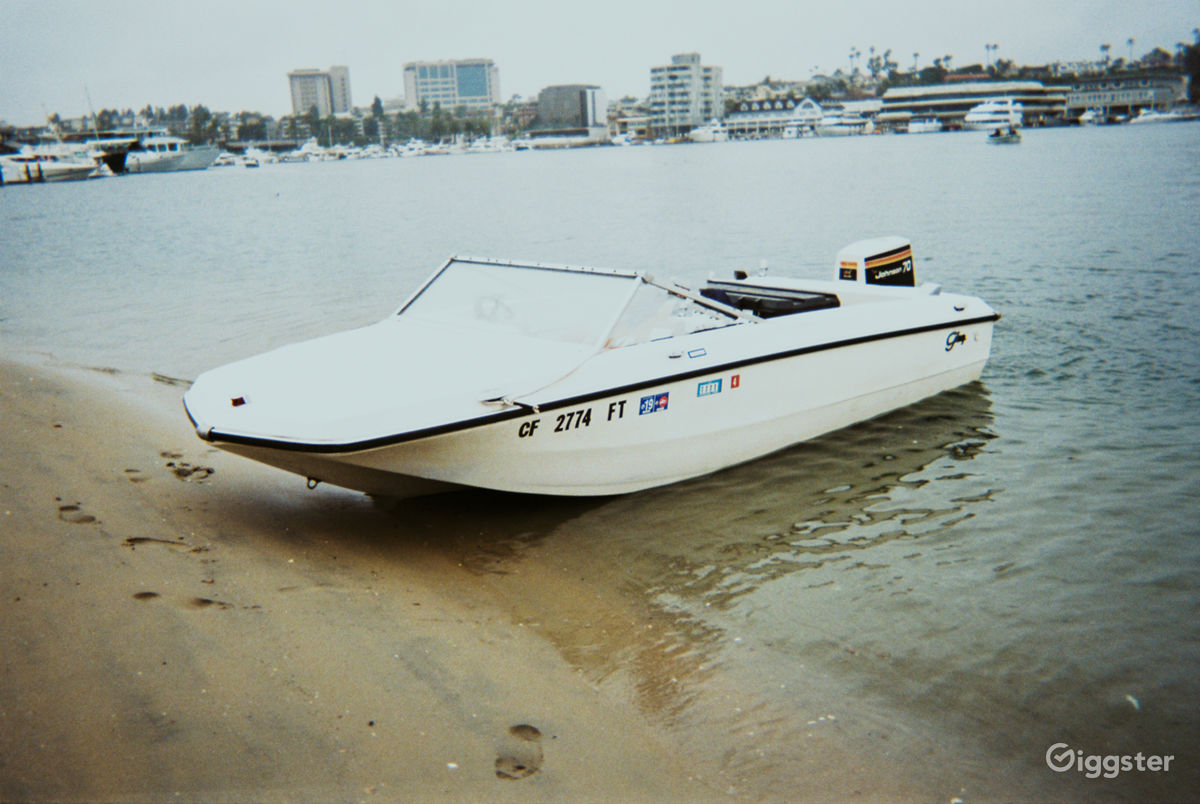 Rent 15 Vintage Dream Boat 1975 Glasspar Runabout Boat