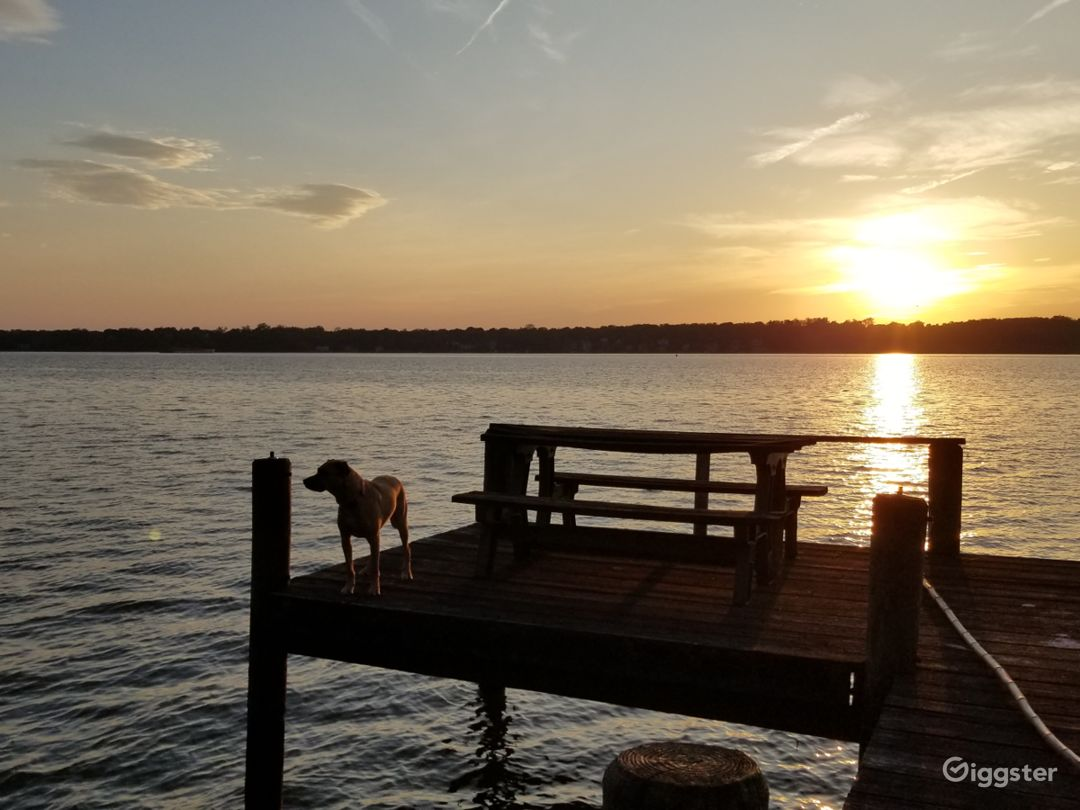 Waterfront Potomac Access near National Harbor Photo 2