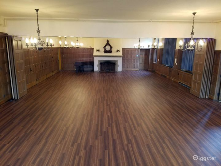 The Historic Guild Room