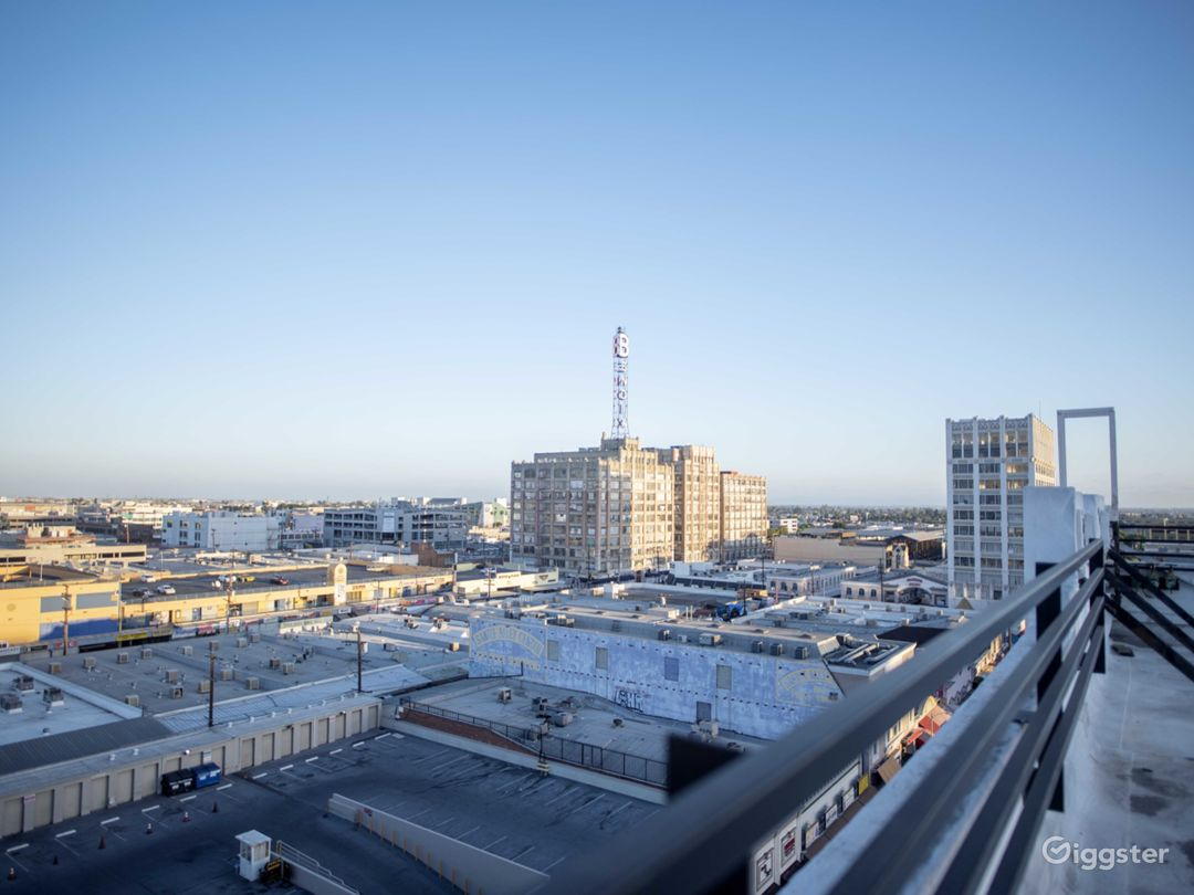 Skyline Rooftop with DTLA view 12,000sf Photo 2