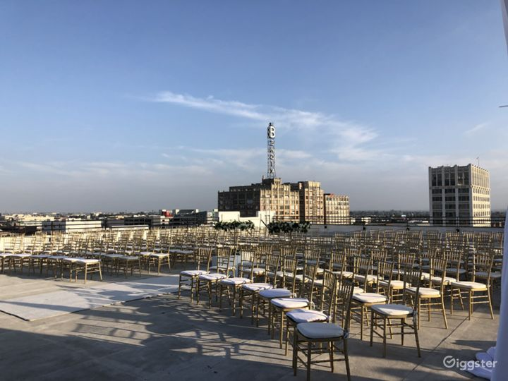 Skyline Rooftop with DTLA view 12,000sf Photo 5