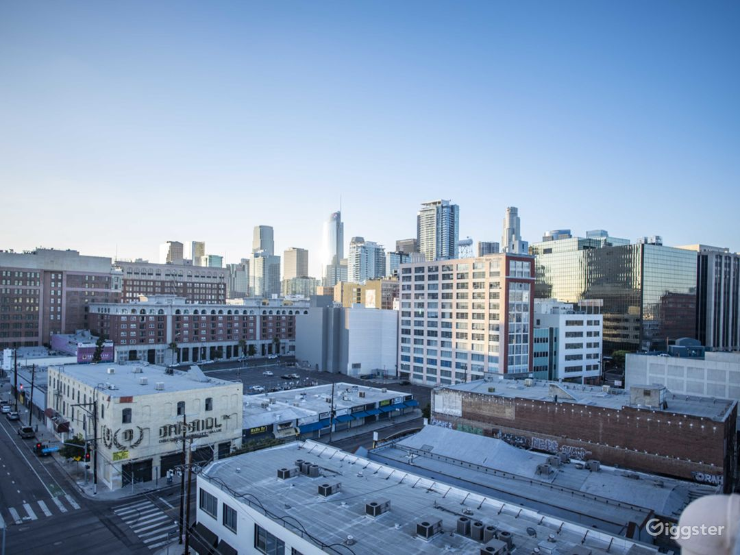 Skyline Rooftop with DTLA view 12,000sf Photo 1