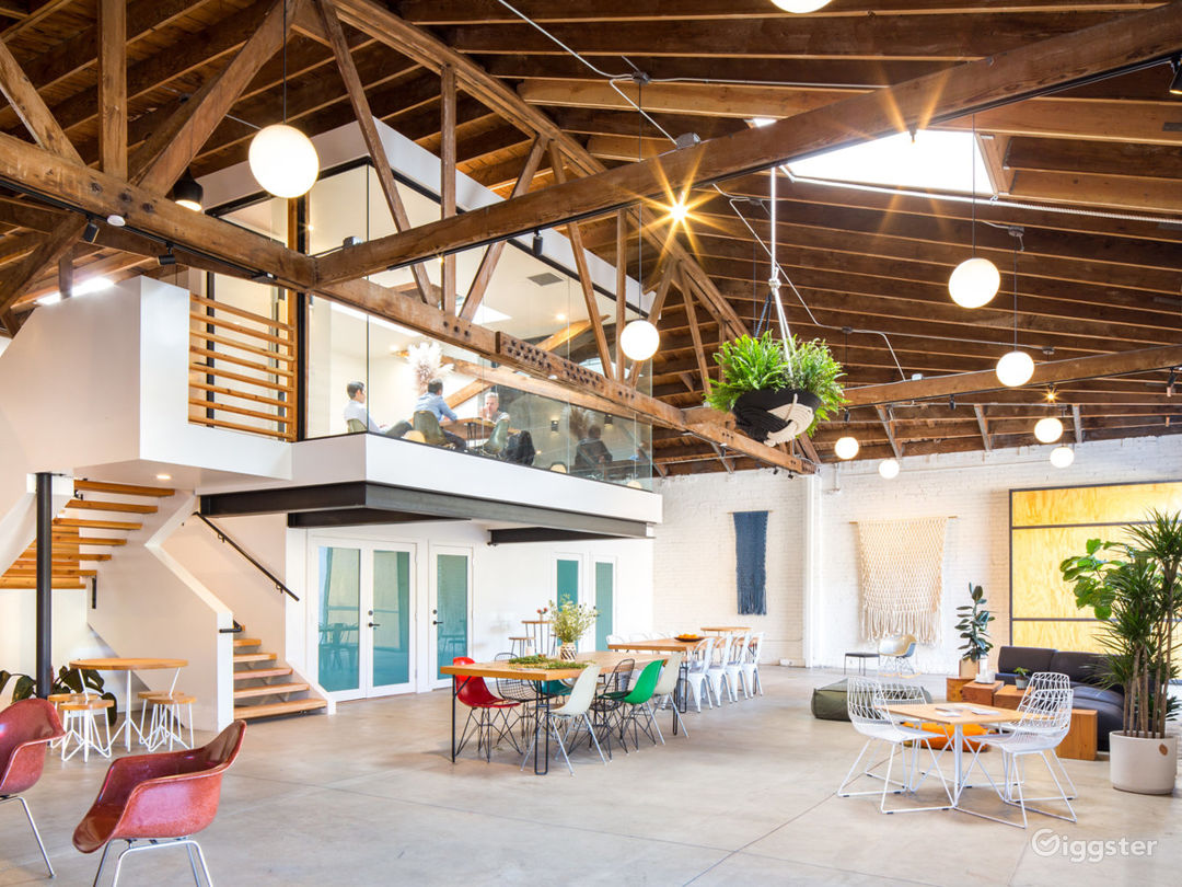 Office Party - a high ceiling event space in LA Photo 1