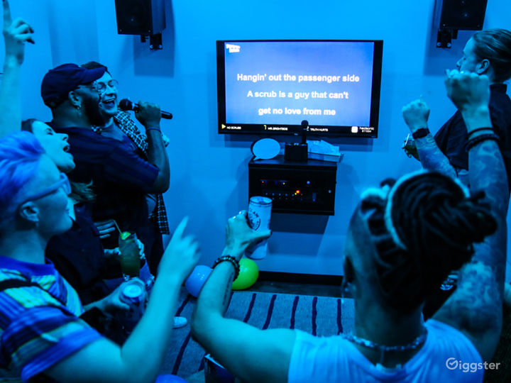 9 vibey private karaoke rooms that can be used for other functions