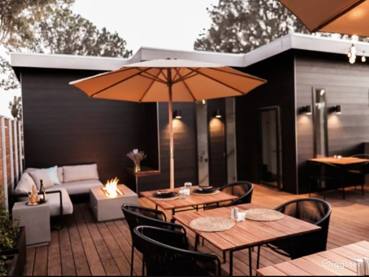 Mindful Minimalist Hotel Event Venue with Lobby and Roof Deck Photo 5