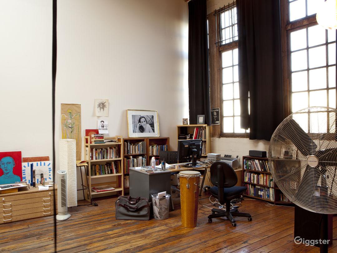 Large Oakland Studio, great day light Photo 4