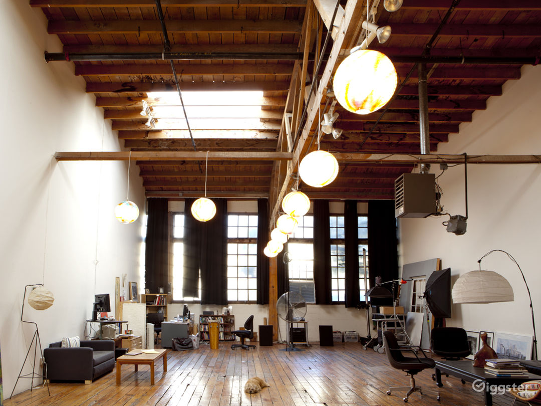 Large Oakland Studio, great day light Photo 2