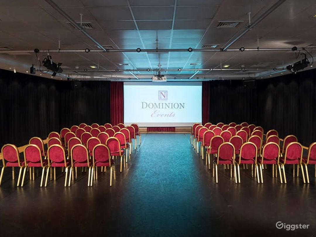 Multifunctional Rehearsal Studio and Event space Photo 1