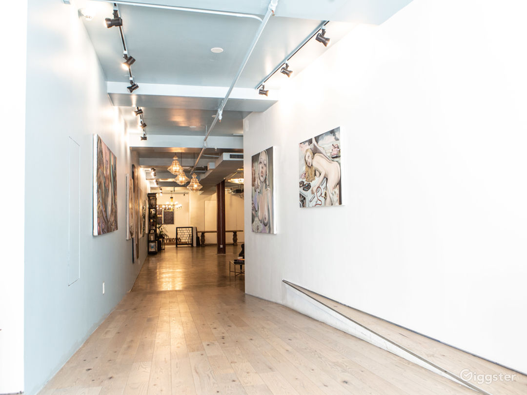Storefront Gallery-Style Events Space on Bowery Photo 5